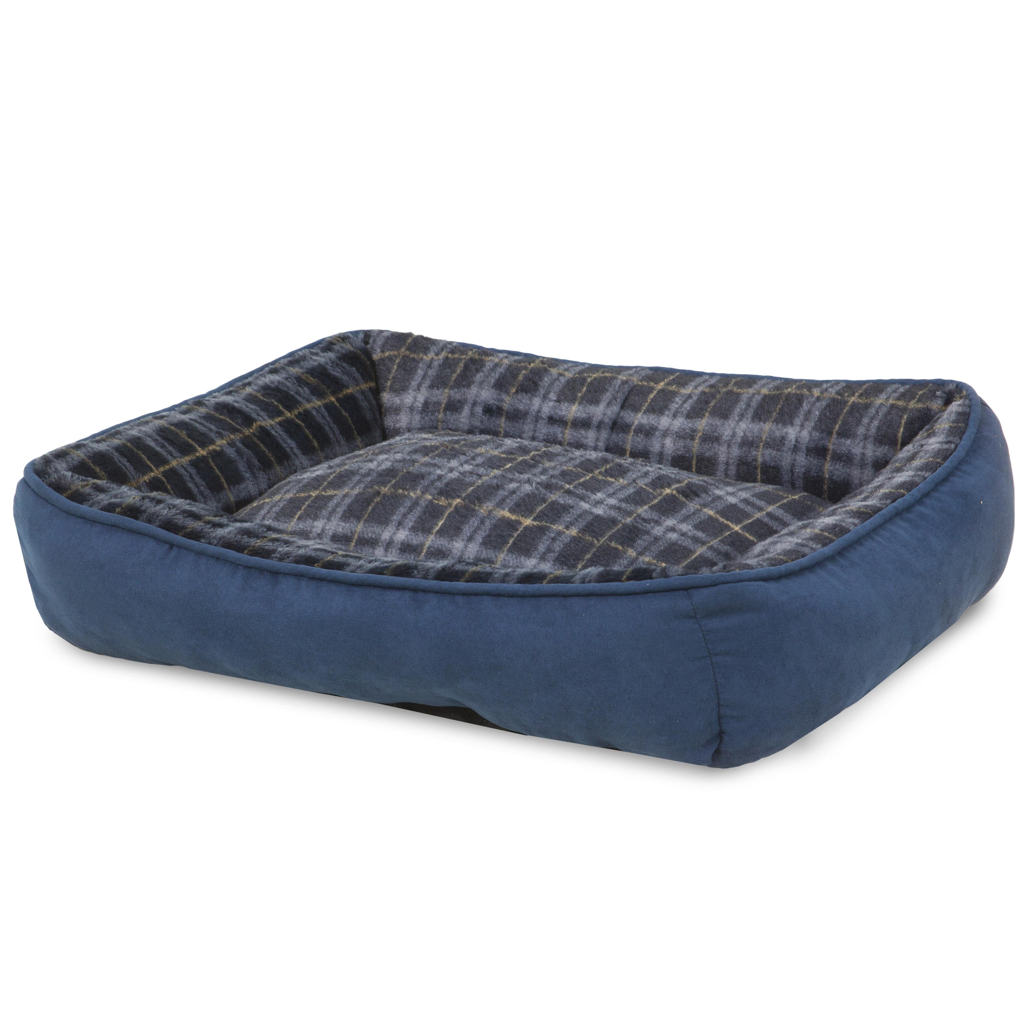 orthopedic pet ip bed serta beds foam com walmart dog