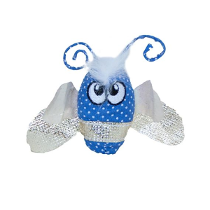 Nighttime Bug Cat Toy