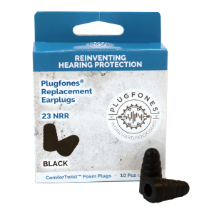 ComforTwist Foam Replacement Earplugs