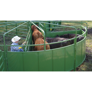 Cattleman's Sweep Tub
