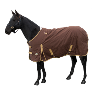 1200D Turnout Horse Blanket 250g Fill