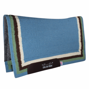 Border Felt Lined Comfort-Fit SMx Air Ride Saddle Pad