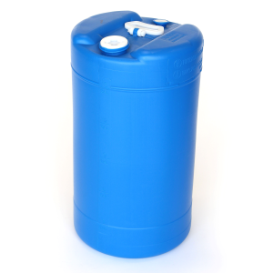 15 Gallon Plastic Drum