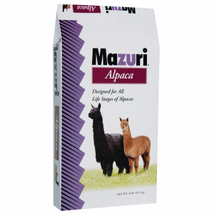 Alpaca Grow & Repro Diet