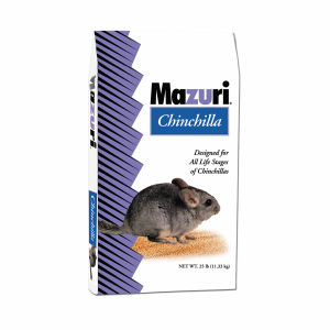 Chinchilla Diet