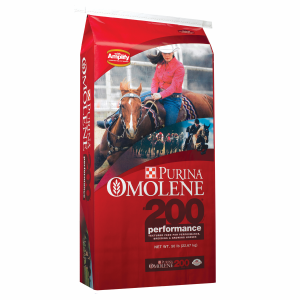 #200 Performance Horse Feed
