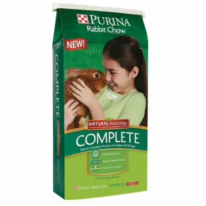 Complete Natural AdvantEdge™ Rabbit Food