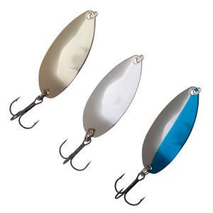 Shutter Spoon Hard Bait Kit