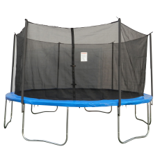 14' Trampoline with Enclosure image