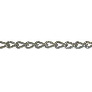 "9/32"" - 6/0 Cross Chain - Sold Per Foot"