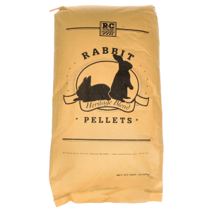 Heritage Blend Rabbit Pellets