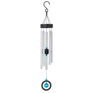"32"" Healing Stone Chime - Turquoise"