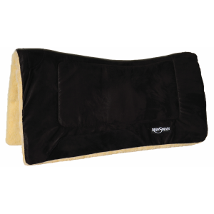 Square Contour Pad - Fleece and Microsuede