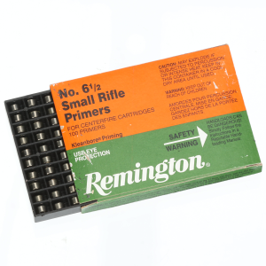 6-1/2 Small Rifle Centerfire Primers
