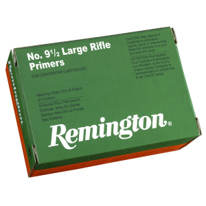 9-1/2 Large Rifle Centerfire Primers