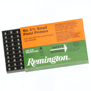 5-1/2 Small Mag Pistol Centerfire Primers
