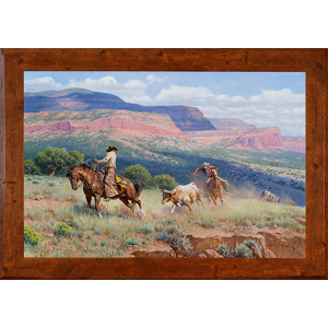 Where Horses Are Heroes Wall Art