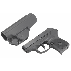 LCP Blued .380 Auto Pistol Package