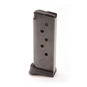 LCP 6-Round Magazine with Extended Floorplate
