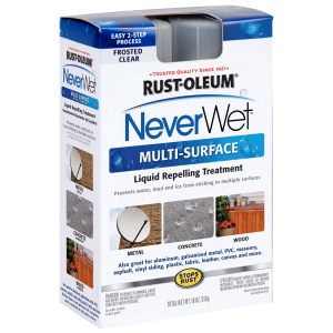 NeverWet Liquid Repelling Treatment Multi-Purpose Kit