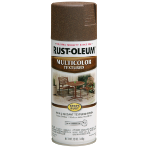 Stops Rust MultiColor Textured Spray Paint