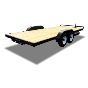 7' x 16' Utility Car Hauler Trailer