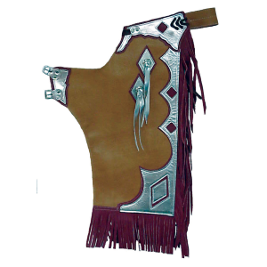 """The Novice"" Kid Pro Rodeo Chaps - Assorted Styles/Colors"