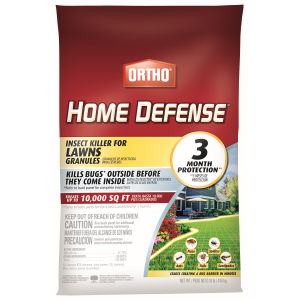 Home Defense Insect Killer for Lawns Granules