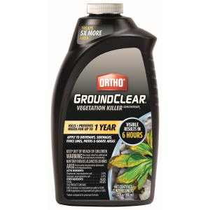 GroundClear Vegetation Killer Concentrate2