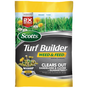 Turf Builder Weed & Feed 28-0-3