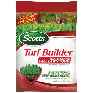 Turf Builder WinterGuard Fall Lawn Food 32-0-10 - 15000 Square Feet