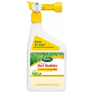 Liquid Turf Builder With Plus 2 Weed Control 25-0-2