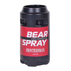 Bike Holster for Bear Spray
