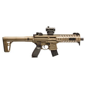 .177 Cal MPX ASP Red Dot FDE Airgun
