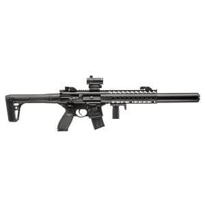 .177 Cal MCX ASP Red Dot Black Airgun