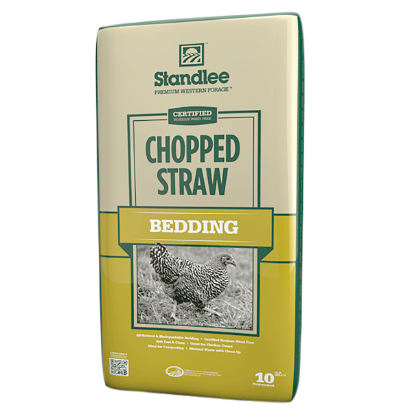 Chopped Straw