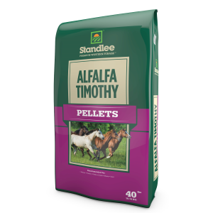 Alfalfa/Timothy Grass Pellets