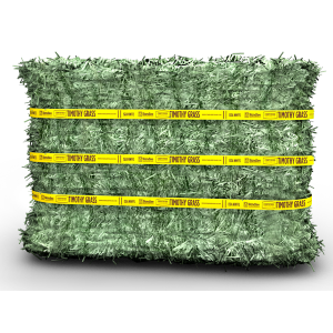 Certified Timothy Grass Compressed Bale (1/2 Cut)