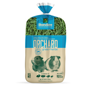 Hand-Selected Forage Orchard Grass