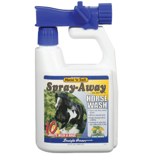 Spray-Away Horse Wash
