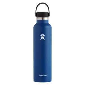 24 oz Standard Mouth Bottle with Flex Cap Lid