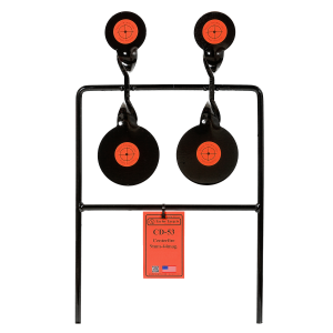 CD-53 9mm-.44 Mag Centerfire Double Target