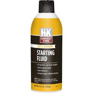 Starting Fluid - 50% Ether