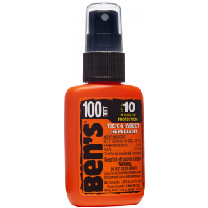 100 Tick & Insect Repellent Pump Spray