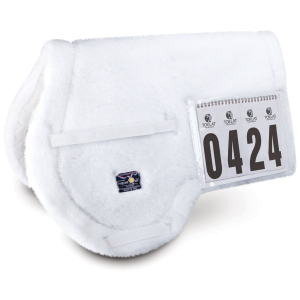 Close Contact Competition Pad with Number Pocket