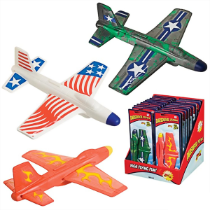 Stunt Flyer Toy - Assorted Colors