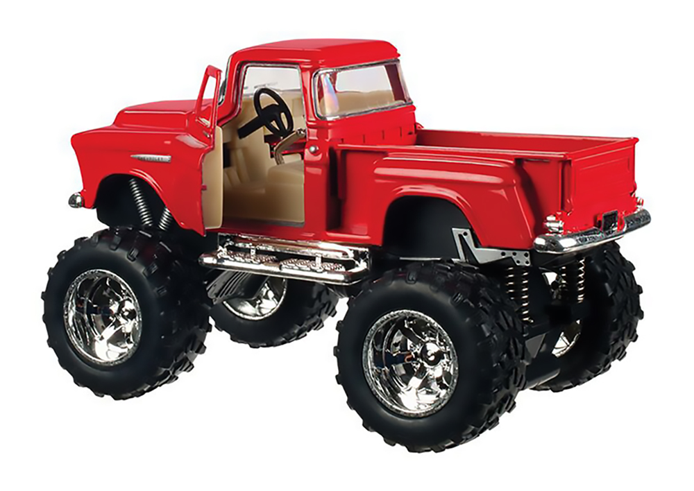 Toysmith Monster Chevy Pickup Toy Assorted Colors Murdoch S