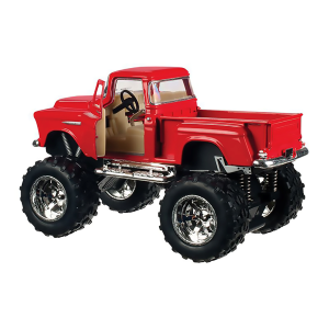 Monster Chevy Pickup Toy - Assorted Colors