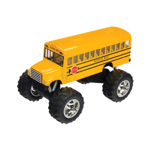 Monster School Bus Toy