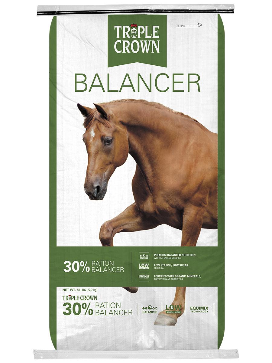 Murdoch S Triple Crown 30 Horse Ration Balancer